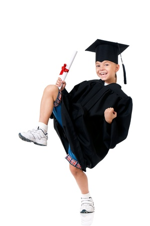 Student boy photo