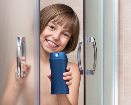 girls in the shower At Girls Inc., we believe in preparing a girls for college and.
