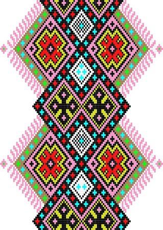 Folk ornament Stock Vector - 5219769