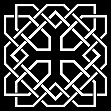 geometric ornament Stock Vector - 5654006