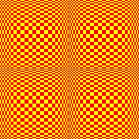 teaser: Optical illusion Illustration