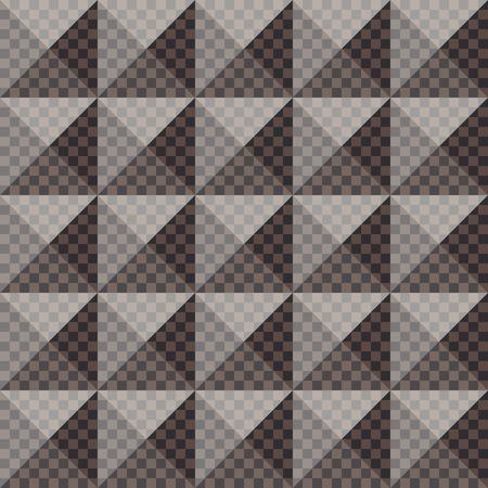 geometric ornament. seamless pattern Vector