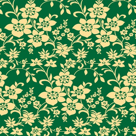 Floral background photo