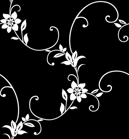 Floral background Stock Photo - 9110299
