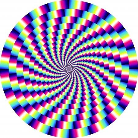 Vector Optical Art Vector