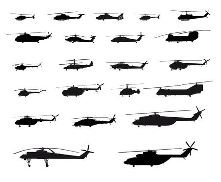 chinook: Mondiale di elicotteri