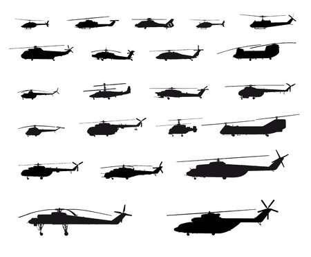World of helicopters