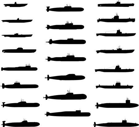submarino: Submarinos