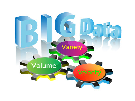 unstructured: Concept of Big Data