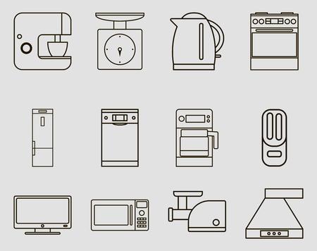 link love: Icon Set, vtctor illustration