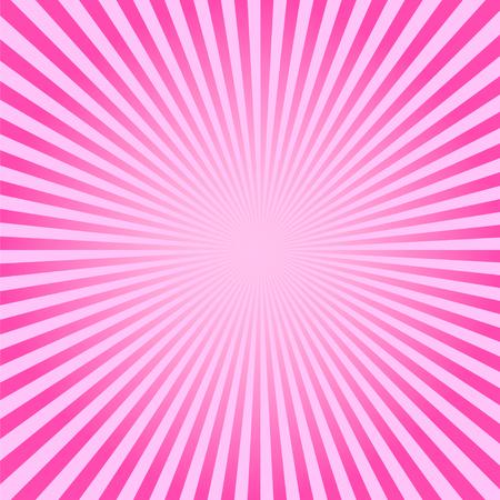 Abstract background of the shining sun-rays. Sun. Vector illustration