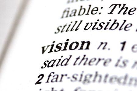 pr�voyance: Le mot �crit en vision un thesaurus