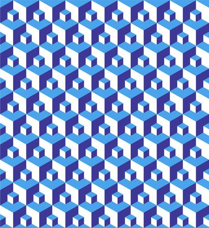 pattern illusion vector