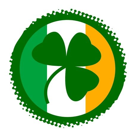 symbol of St. Patrick day Vector