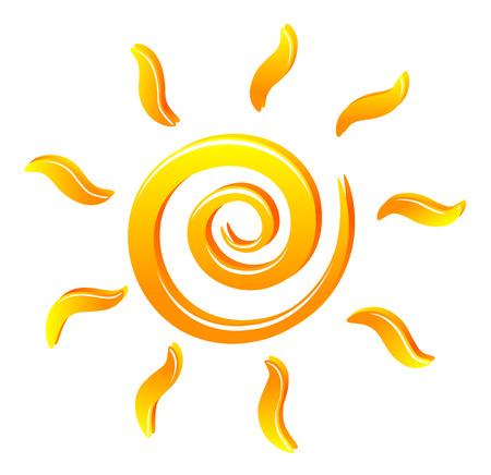 el sol: Sol  Vectores