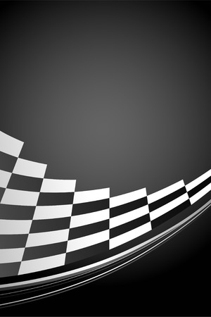 carting: carreras de fondo  Vectores