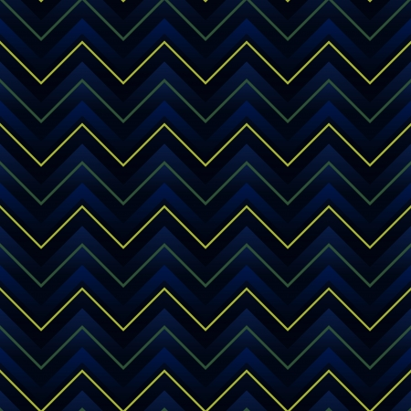 2d wallpaper: geometric seamless pattern with zigzag  eps8 Illustration