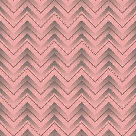 geometric seamless pattern with zigzag eps8