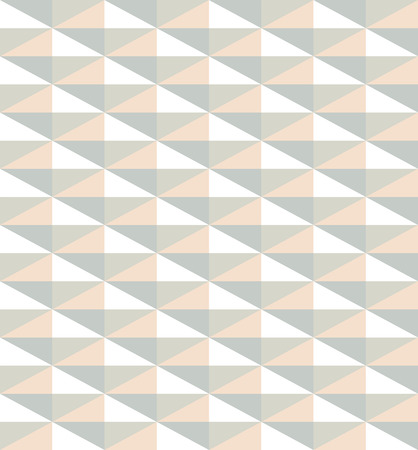 2d wallpaper: seamless geometric pattern from triangle