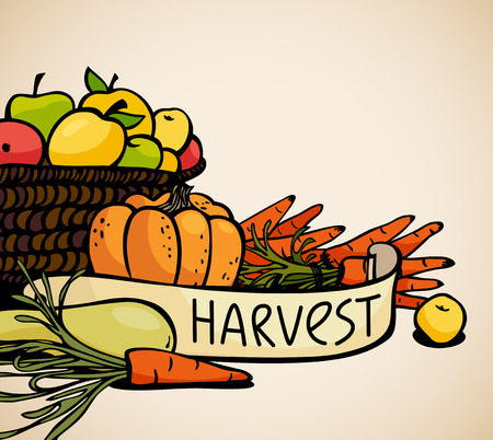 haulm: harvest of vegetables and fruits