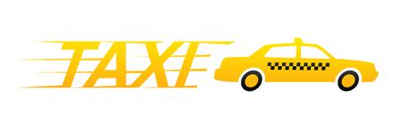 Taxi car symbol design.