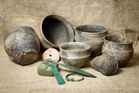 housewares: Housewares of a  bronze century