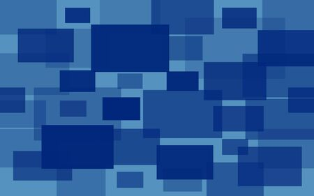 A repeating rectangle pattern can be used for background.