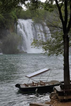 TRIP TO KRAVICA WATERFALL BOSNIA WATERFALL