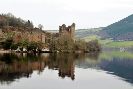 NESS LAKE CASTLE IN TREASURES 1 Editorial