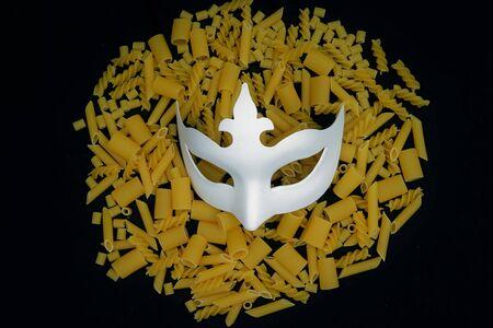 Venice flavored pasta
