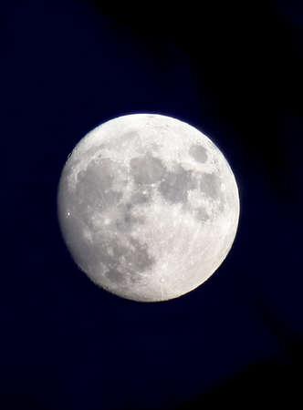 August Moon in Greece