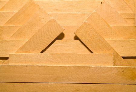 wooden coverage from boards as a background photo