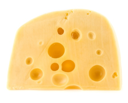 cheez: cheese on a white background