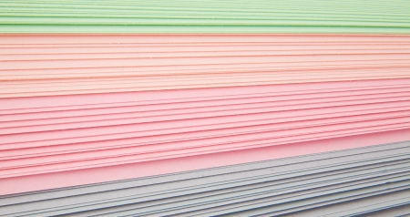 colored paper as a background Stock Photo - 16474752