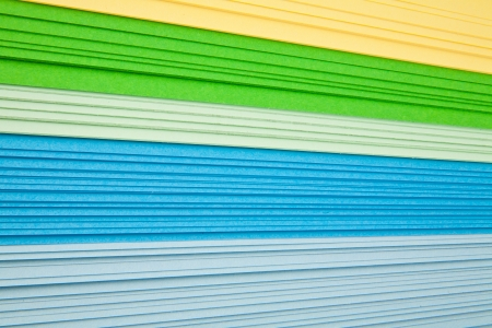 colored paper as a background Stock Photo - 16474901