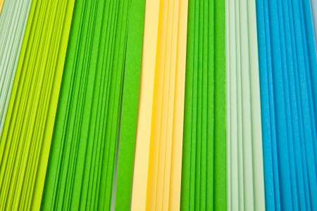 colored paper as a background Stock Photo - 16474913