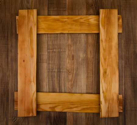 wooden coverage from boards as a background  Stock Photo - 17517938