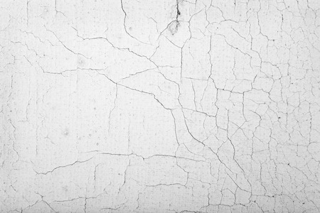 white surface cracks Stock Photo - 25803551