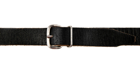small strap on a white background