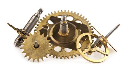 Mechanical clock repair