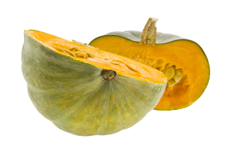 pumpkin isolated on white background 版權商用圖片 - 120627370