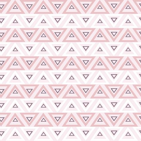 Geometric ethnic pattern. Vector illustration