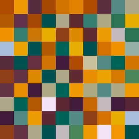 Geometric pattern. Vector illustration Illustration