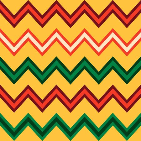 Chevron pattern. Seamless pattern with zigzag. Vector background