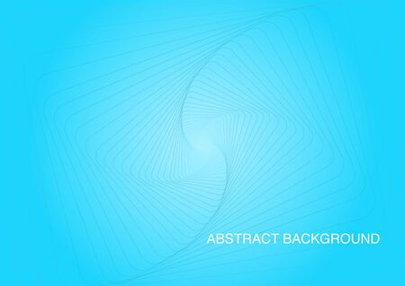 Abstract background with lines. Vector illustration Ilustracja
