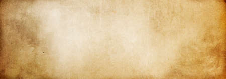 Old brown blank grunge background of beige vintage paper for text and design