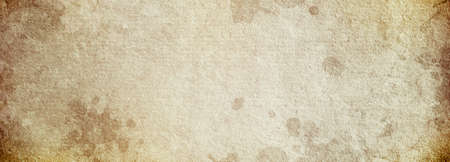 Vintage background made of old brown paper with space for text Banque d'images
