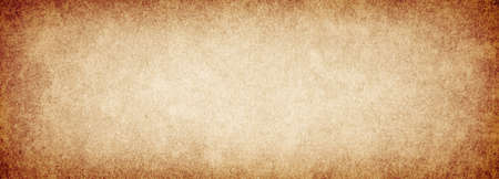 The texture of beige vintage paper with a place for text and a copy of the space