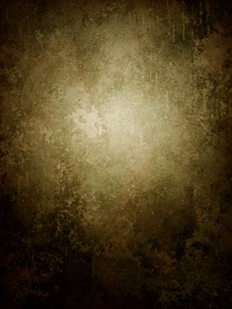 Abstract dark brown paper grunge background in spots and streaks with a place for text Banque d'images