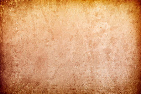 Grunge background of an old paper texture with space for text